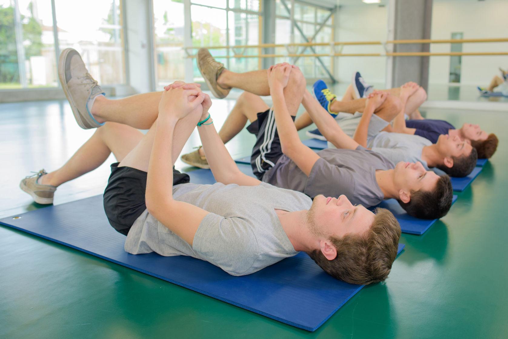 exercitii sciatica