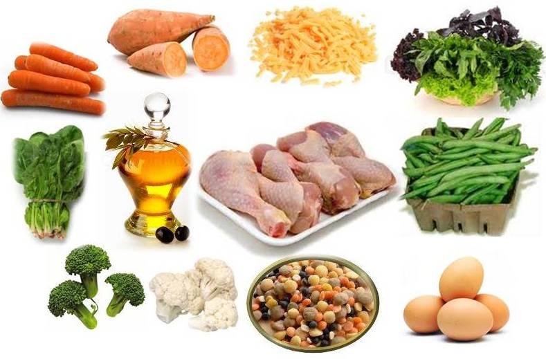 dietă gluten- ce alimente trebuie să conține