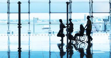 mobilitate redusa - drepturile pasagerilor