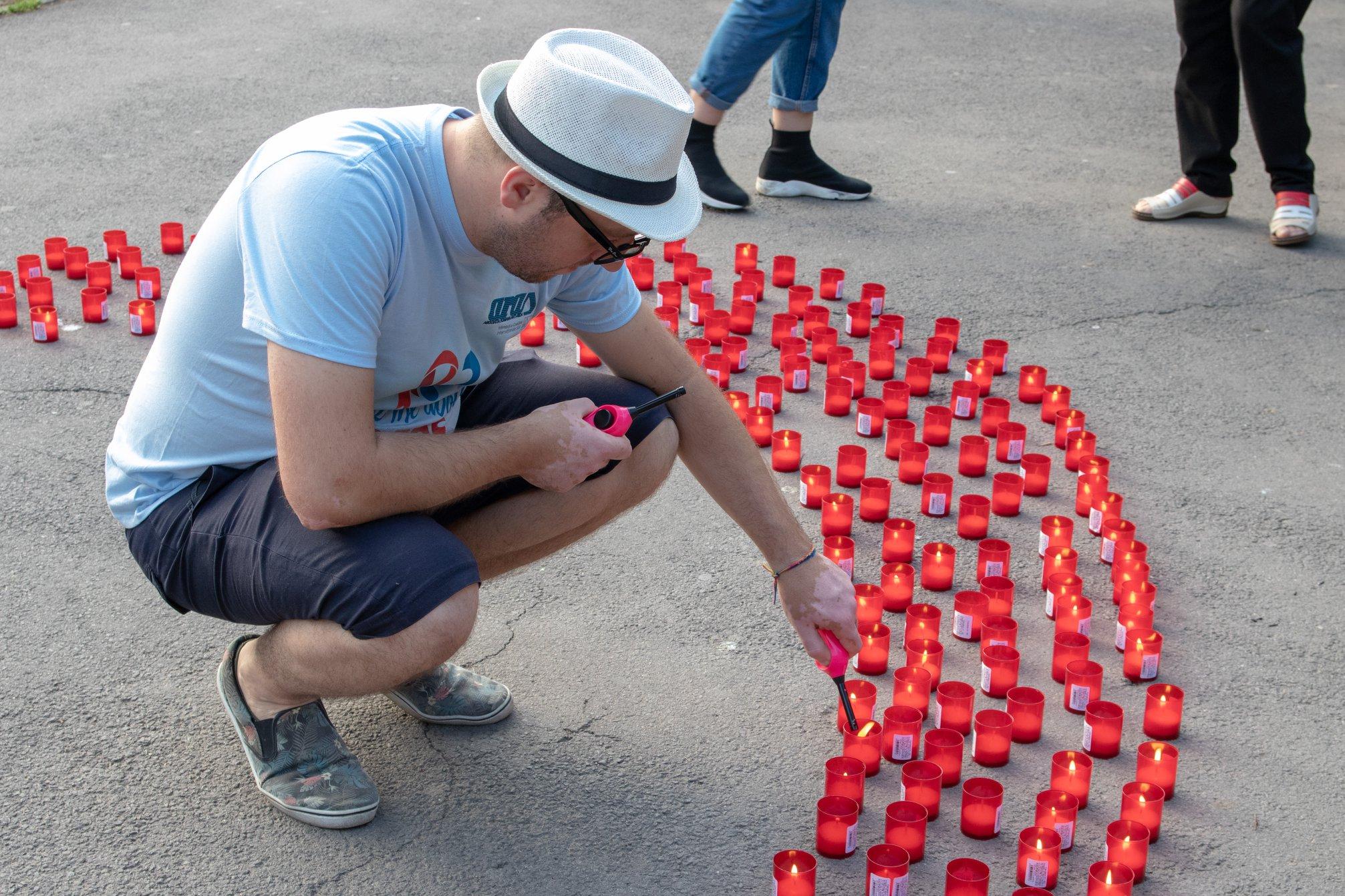 memorial SIDA- 19 mai