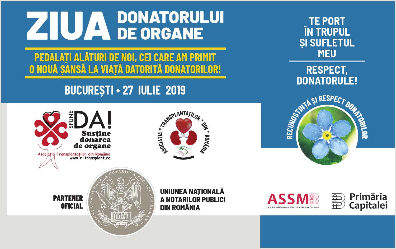 Ziua Donatorilor de Organe