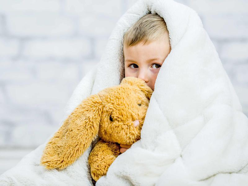 gripă copii