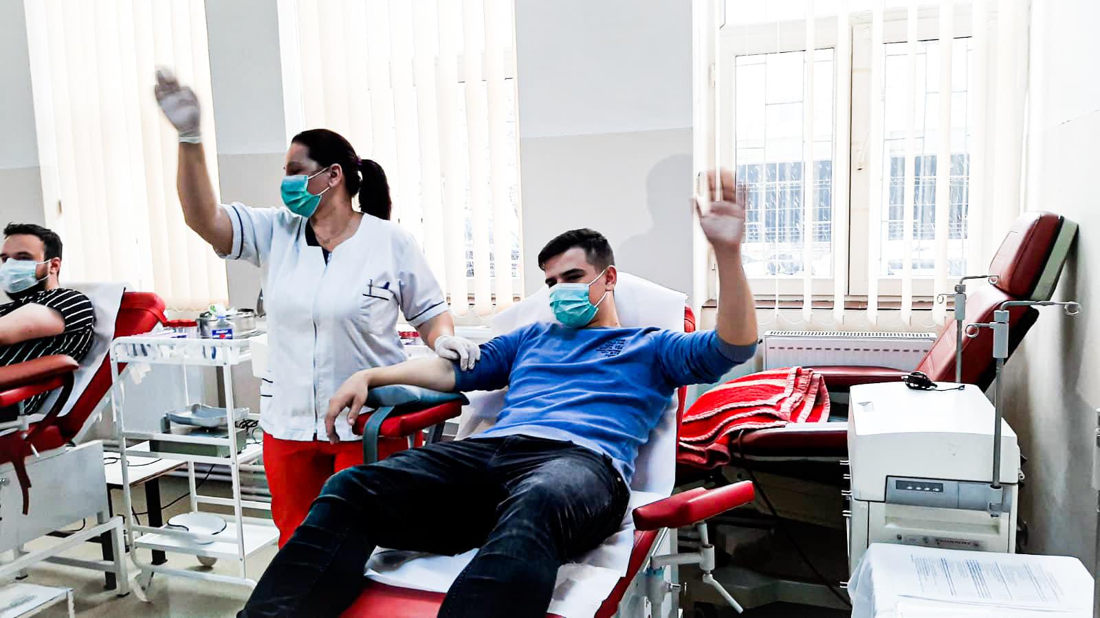 Raed Arafat, apel către donatorii de sânge