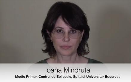 dr Ioana Mindruta- epilepsia si COVID