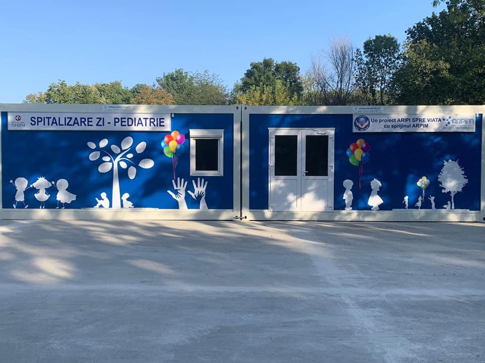 centru modular copii Fundeni