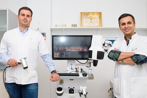 biopsie virtuală cutanată - dr. Vlad Voiculescu si dr MIhai Lupu
