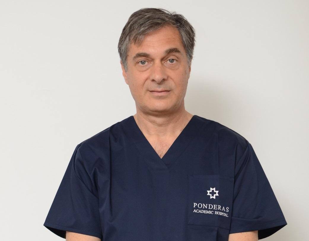 Dr. Andrei Nadu, PONDERAS ACADEMIC HOSPITAL