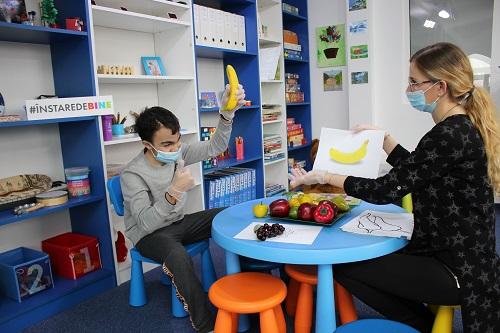 servicii pentru copii cu boli grave